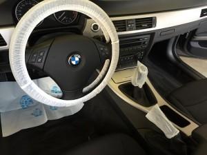lavage  interieur auto